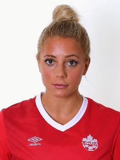 CF アドリアナ・レオン(カナダ代表)