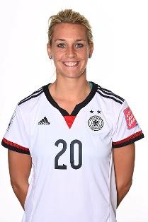 DMF レナ・ゴゼリン(ドイツ代表)