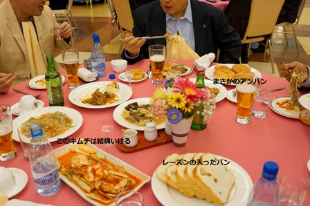 普通江ホテル夕食