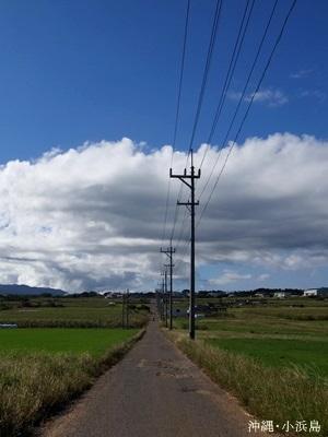 小浜島シュガーロード1512