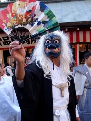 吉田神社節分祭③1602