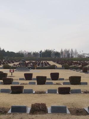 在韓国連記念公園③1602