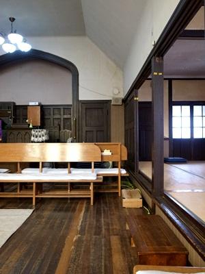 水口基督教会1603