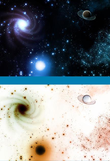 惑星はブラックホール