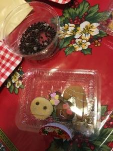 christmas cookies thu mini