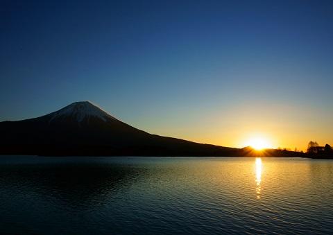 160107 富士初日の出