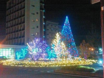20151212新鎌ヶ谷ロータリー