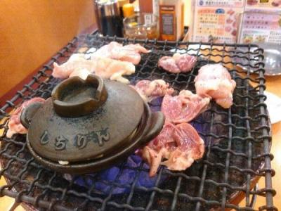 20151222鶏・にんにくオイル焼き