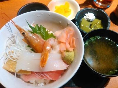 20160110海鮮丼