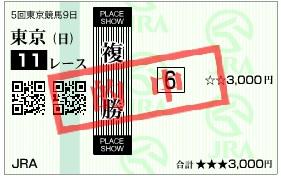 ジャパンカップ1129