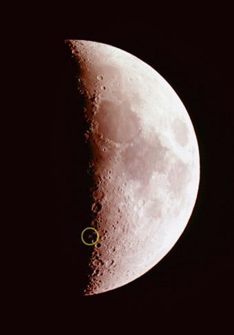 月面X003