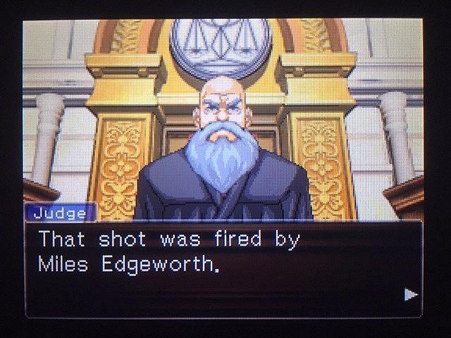 逆転裁判 北米版 僕の考えは間違っていたのか…?10