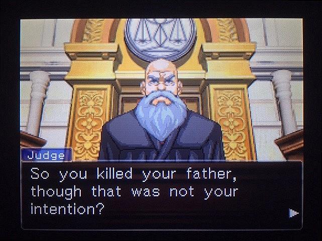 逆転裁判 北米版 僕の考えは間違っていたのか…?18