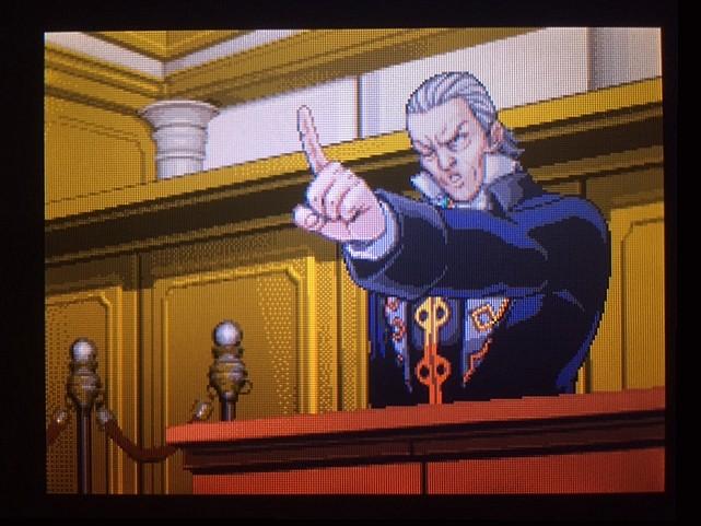 逆転裁判 北米版 僕の考えは間違っていたのか…?33