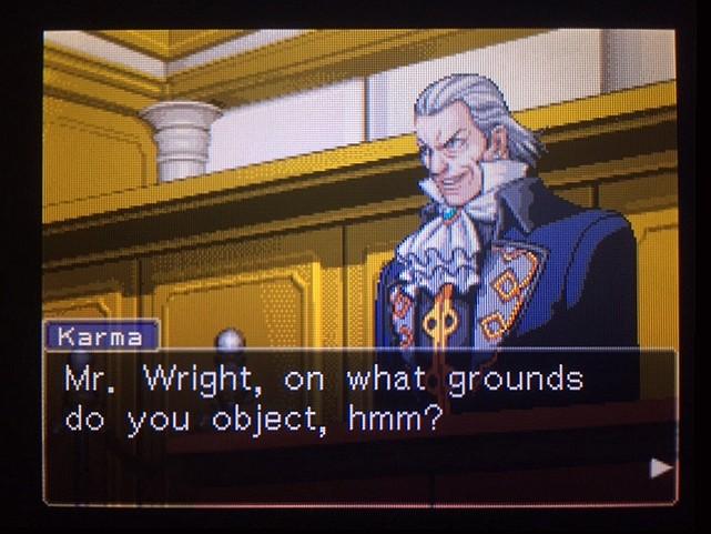 逆転裁判 北米版 僕の考えは間違っていたのか…?34