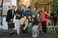 BL151025大阪マラソン打ち上げ2IMG_0151
