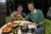 FB151117仁川でヒョヌ君とIMG_0880