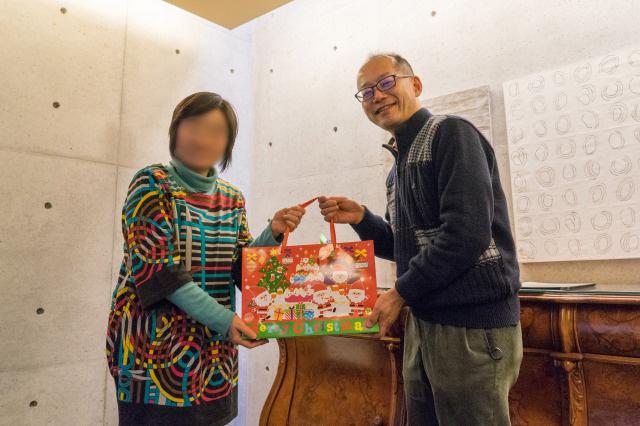 クリスマスプレゼント贈呈オフ会♪-016