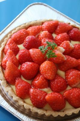 イチゴのタルト2・9・2