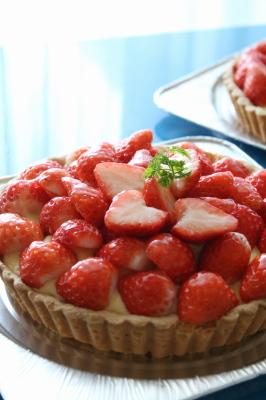 イチゴのタルト2・9・3