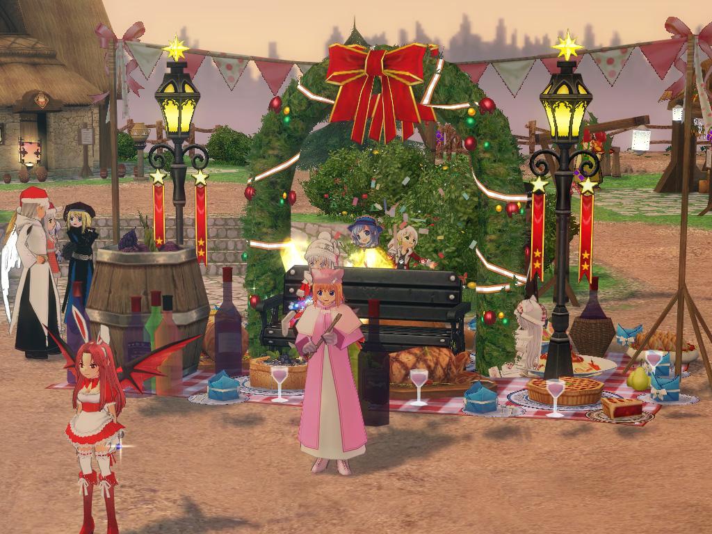 クリスマスイブプレゼント交換-06