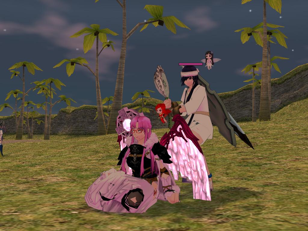 巨躯のピンクマスター
