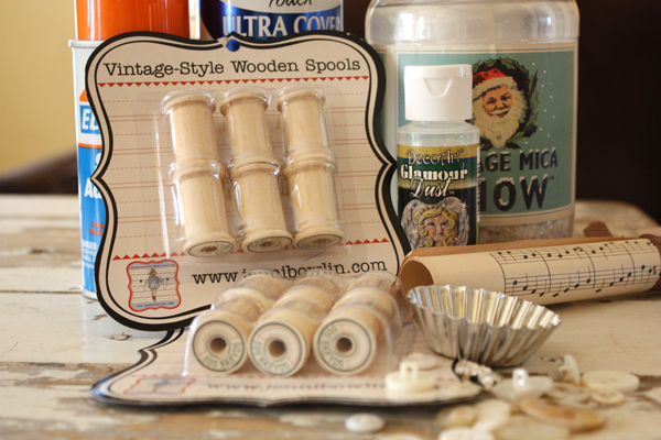 spool supplies