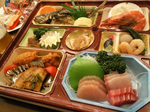 総会懇親会お料理(27.11.20)