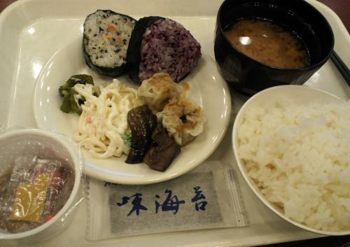 ホテル朝食(27.11.18)