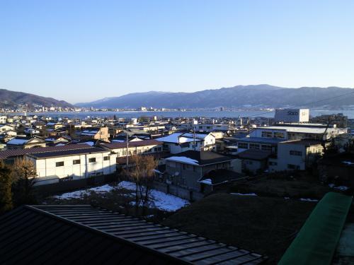 諏訪湖(28.2.10)