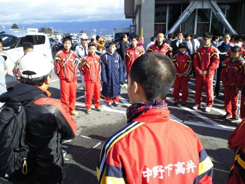 反省ミーティング(27.11.15)