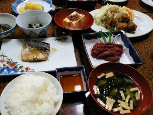 夕飯(27.11.14)