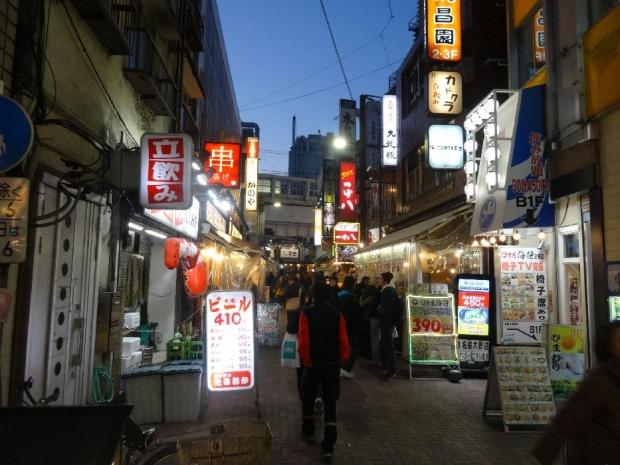 上野居酒屋通り