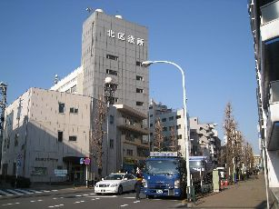 北区役所界隈 (5)