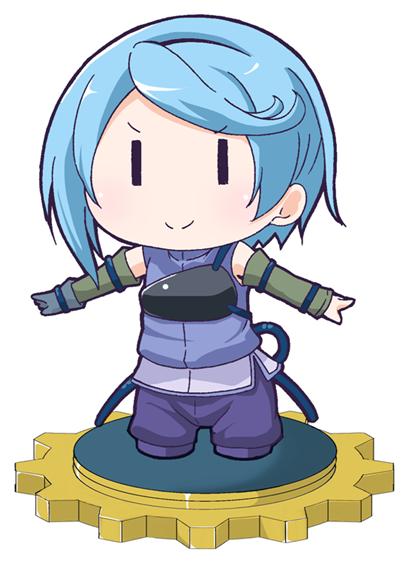 政剣マニフェスティア アオバ 一つ星の弓(ソコソコ・ヒケル)