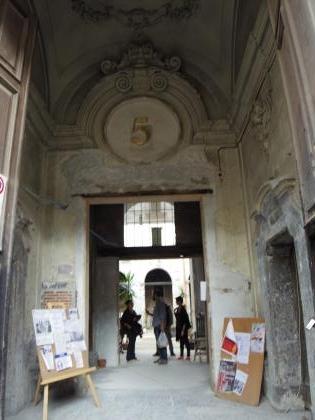ナポリ建築1