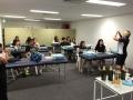 Korean Group 2016 JAN 2 アロマスクール マッサージスクール オーストラリア