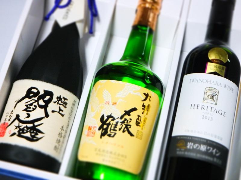 極上酒詰合せバラエティセット (1).
