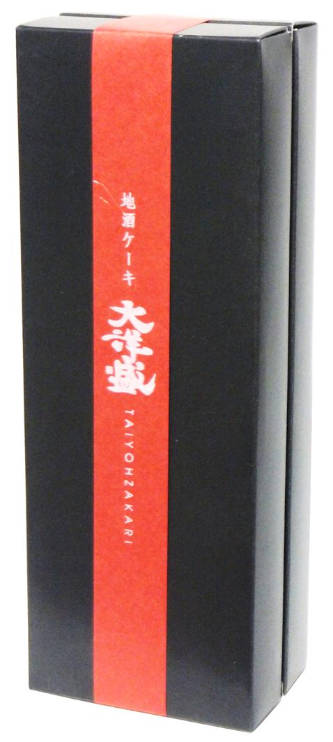 酒田屋 酒ケーキ 化粧箱2