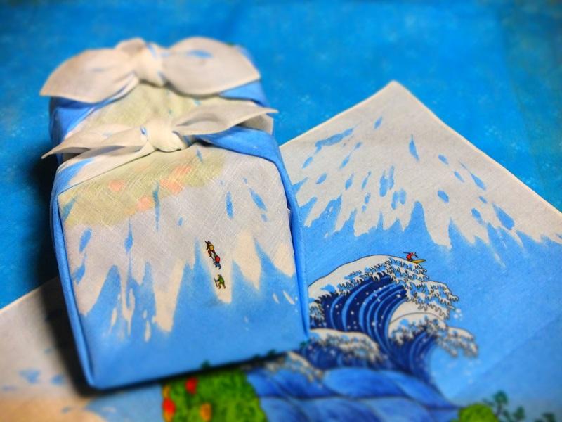 富士山 風呂敷
