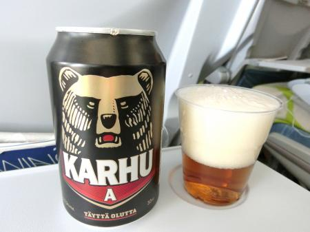 フィンランド航空 機内食3