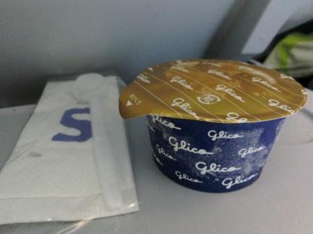 フィンランド航空 機内食8