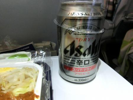 フィンランド航空 機内食11