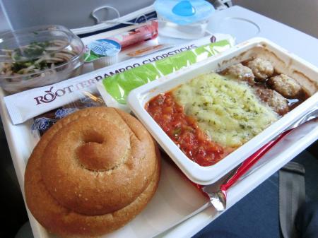 フィンランド航空 機内食12