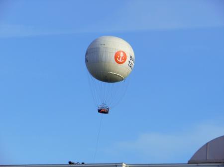 タリン 気球