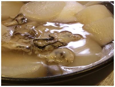牡蠣しゃぶ1