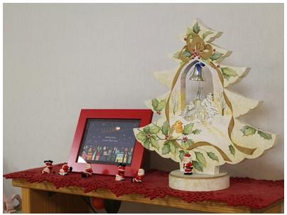 クリスマスの飾り物2