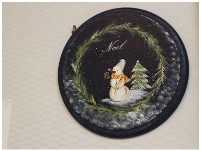 クリスマスの飾り物3