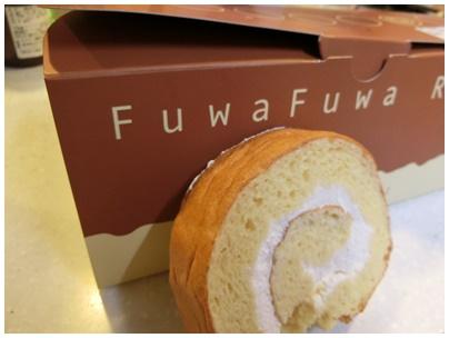 ふわふわロールケーキ1