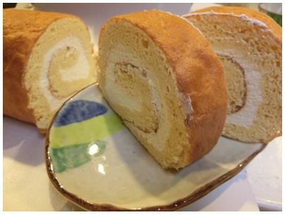 ふわふわロールケーキ2